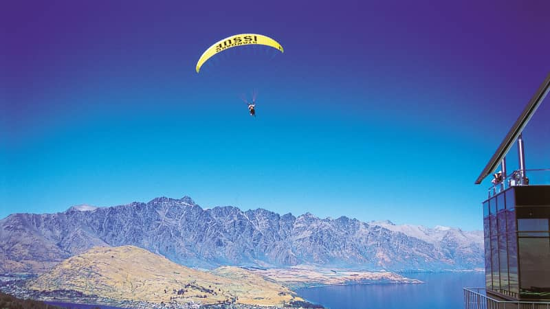 Dreaming of a warm Christmas? Head to Queenstown, New Zealand.