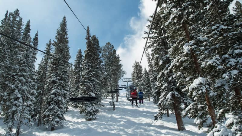 Before you know it, winter and skiing will be coming to places such as  The Canyons