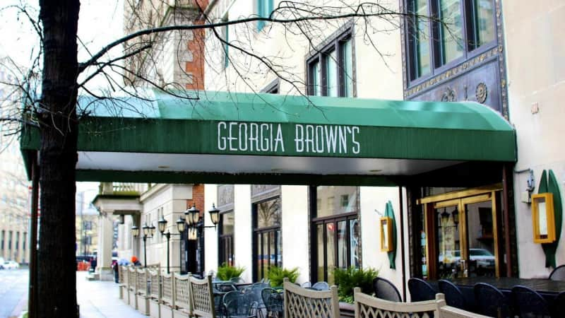 Georgia Brown's brings South Carolina Low Country cuisine to D.C.