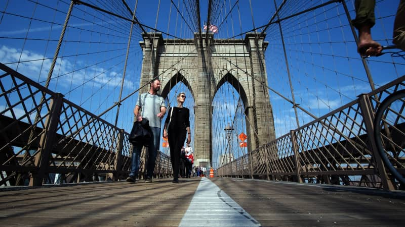 Know New York's new testing requirements before you take on the Brooklyn Bridge.