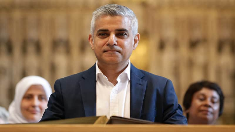 In 2016, London's Sadiq Khan became the first Muslim elected mayor of any major Western city.
