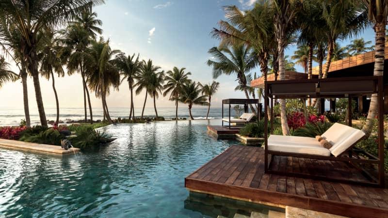 Dorado Beach, a Ritz-Carlton Reserve in Puerto Rico.