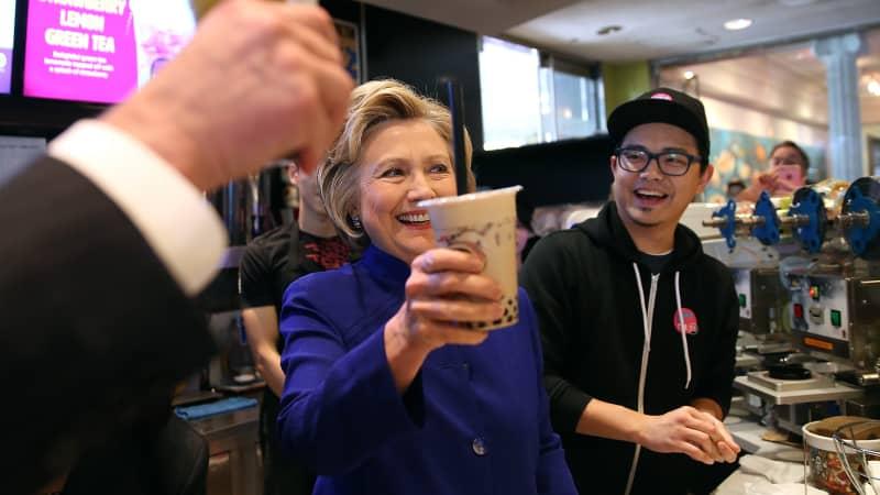 Even Hillary's a fan.