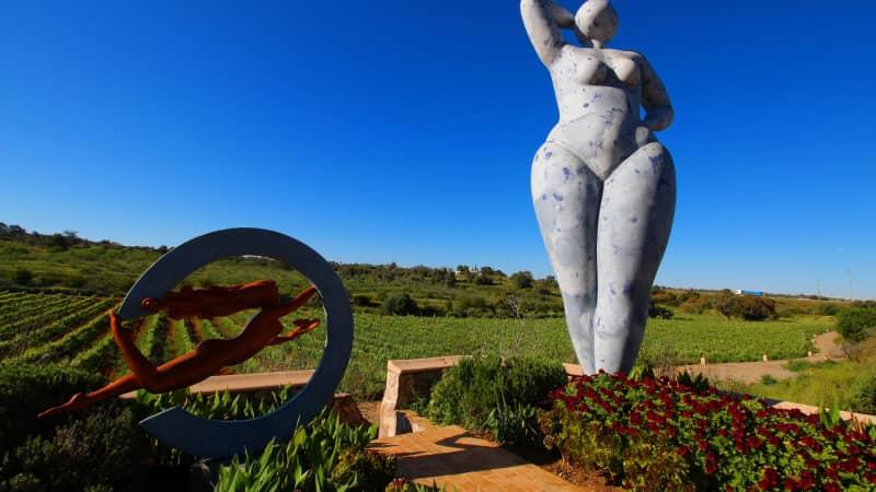 Portugal wild Algarve Quinta dos Vales