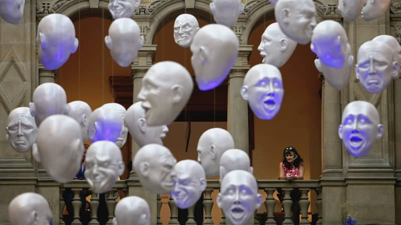 Ahead for arts: The Kelvingrove Art Gallery and Museum