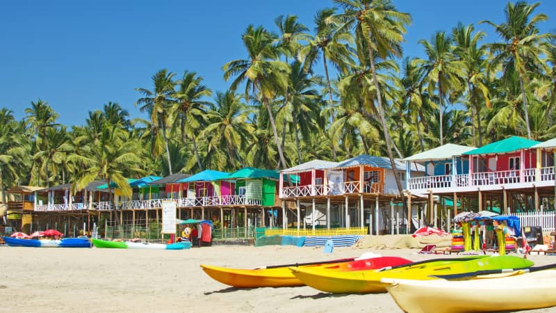 There's a reason nearly three million tourists hit Goa each year.