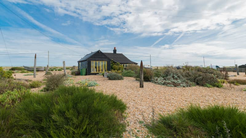 At the edge of England, Dungeness feels like another world.