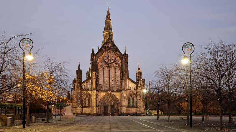 Glasgow is one of the UK's best destinations for a city break.