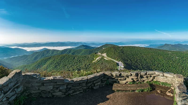 Places like the Blue Ridge Mountains in Appalachia have grown more popular amid the pandemic.
