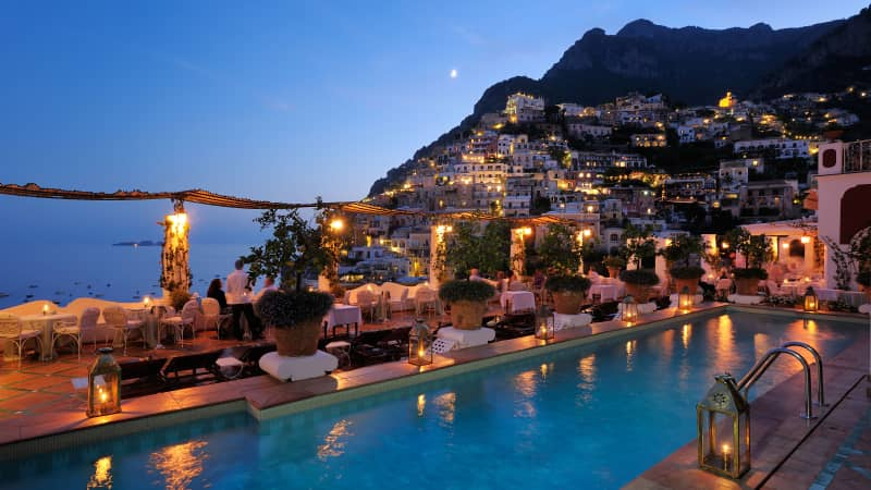 La Sireneuse is the unofficial flagship property of the entire Amalfi Coast.