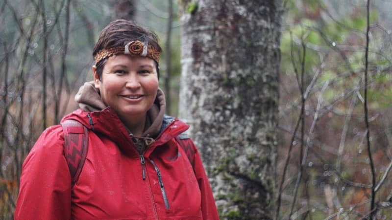 Candace Campo runs Talaysay Tours, featuring Aboriginal cultural and eco-tourism experiences.