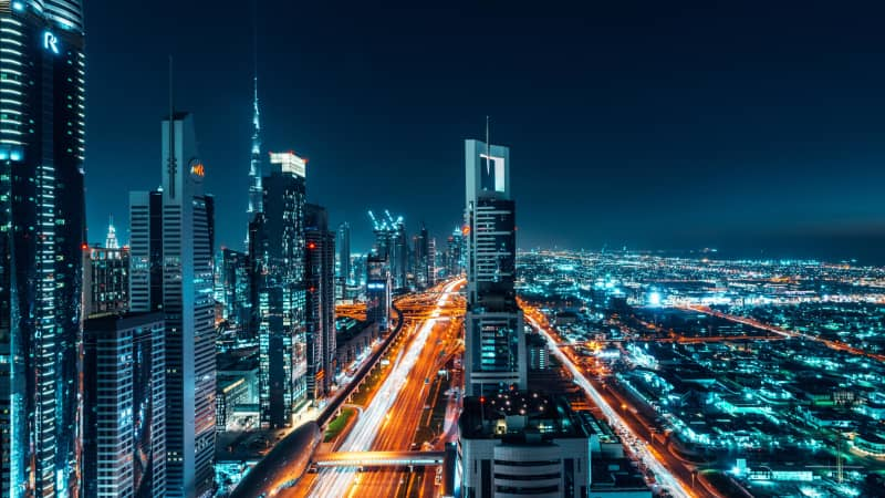 Day or night, the UAE is incredibly safe.