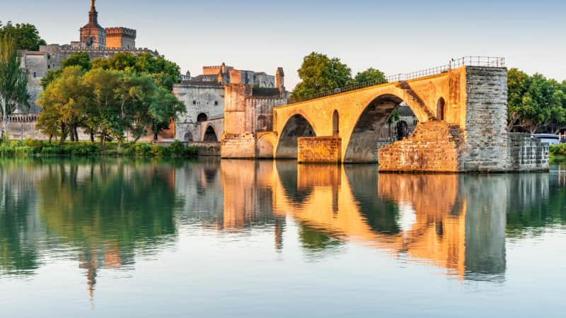 Avignon: History and culture in the south of France.