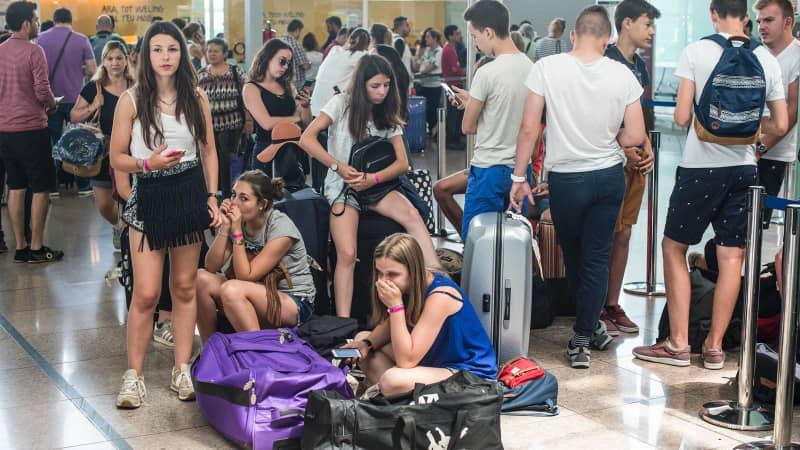 Airport delays 2