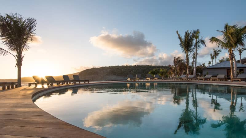 St. Barthélemy is a Caribbean island that's part of the West Indies and one that caters to the high-end traveler.