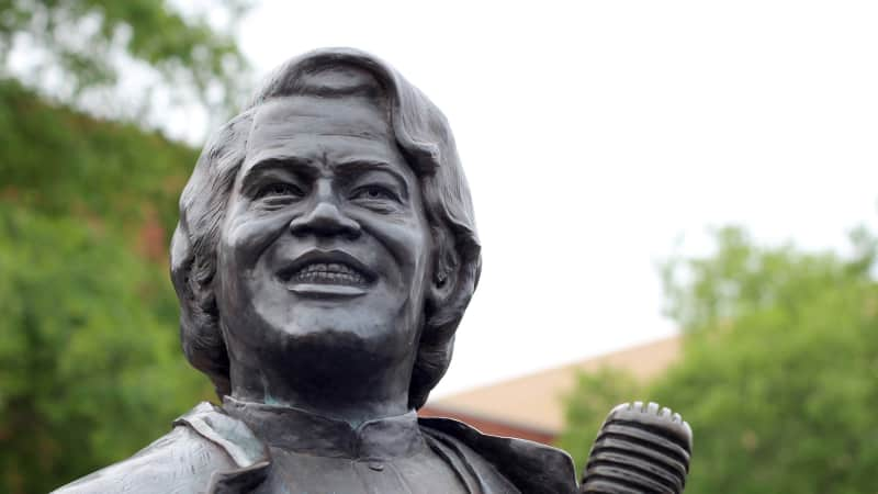 Musician James Brown had deep roots in Augusta.