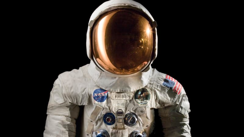 Neil Armstrong's  Apollo 11 spacesuit will go on display in July for the first time in 13 years.