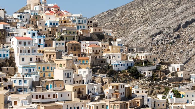 Karpathos, Greece is an island with an edge-of-the-world feeling.