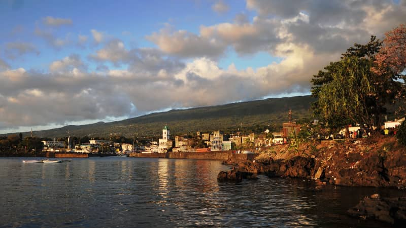 "The islands of Comoros are often called the ""Perfume Isles."""