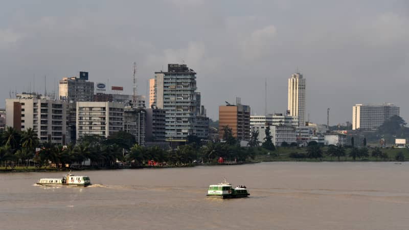 Plateau is Abidjan's business district and its extraordinary architecture is just one reason to visit.