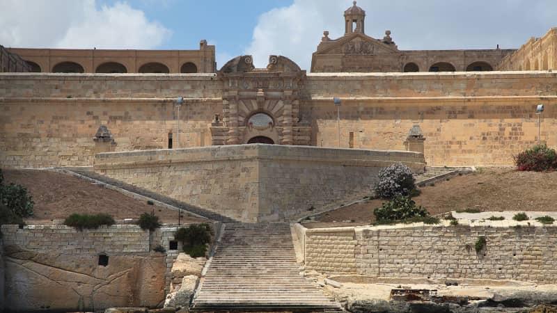 Fort Manoel, Manoel Island, Malta