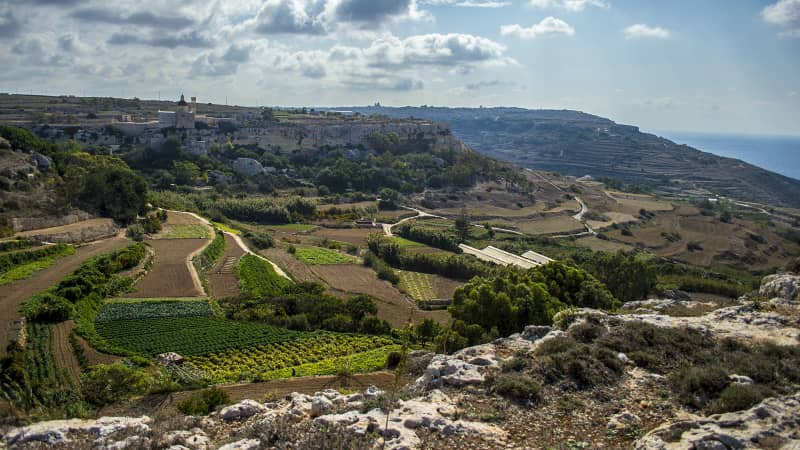 Mtahleb, Malta