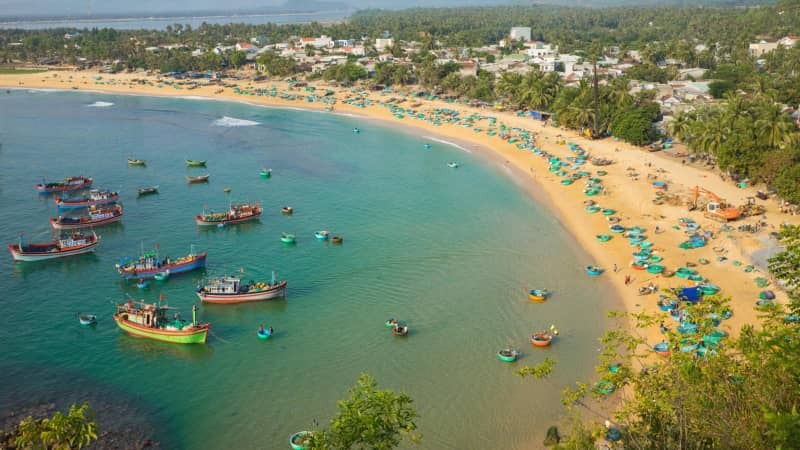 Quy Nhon is a pleasing alternative to some of Vietnam's more heavily touristed areas.