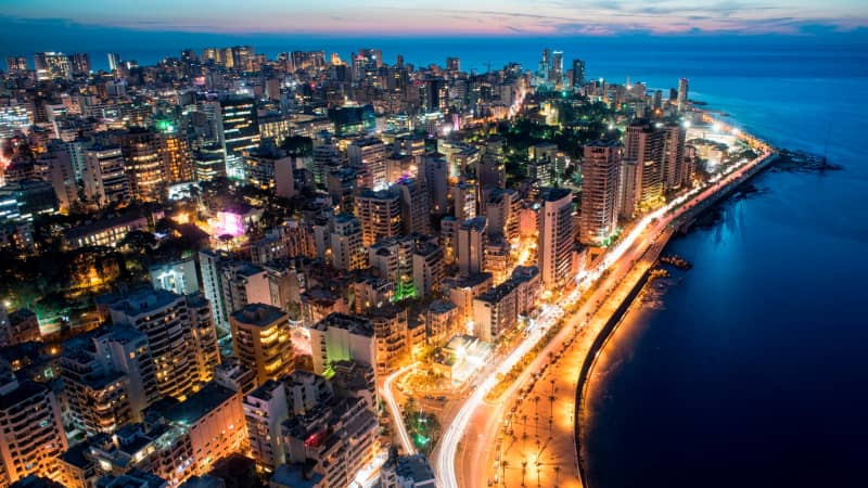 Travelers are coming back to Beirut.