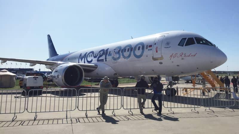MAKS Air Show 2019, Moscow