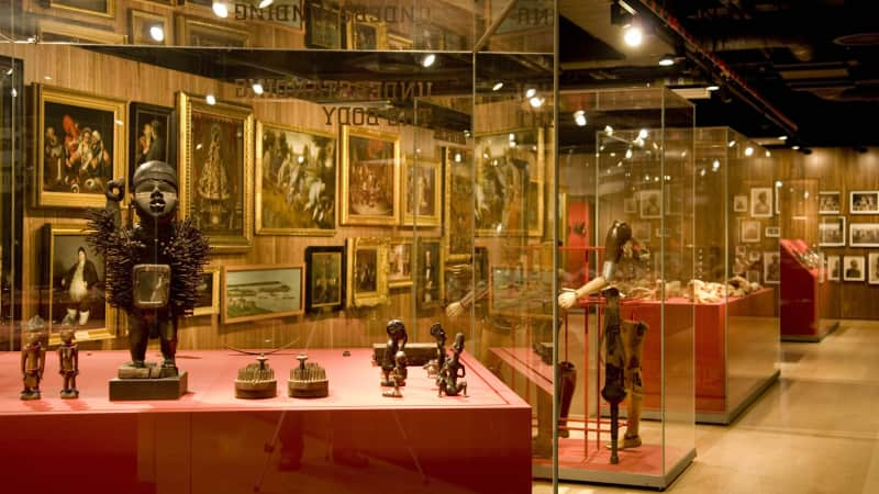 The museum and library named for Victorian pharmacist and collector Sir Henry Wellcome aims to change how visitors think and feel about health.