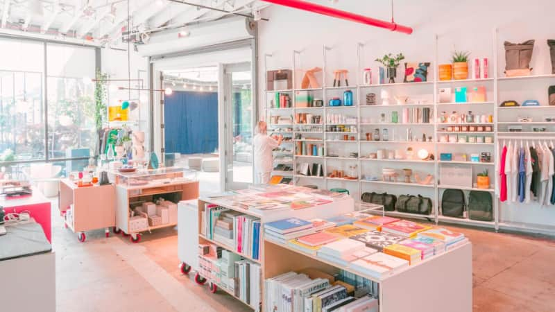 A/D/O Shop in Greenpoint, Brooklyn is a hidden jewel for gifts.