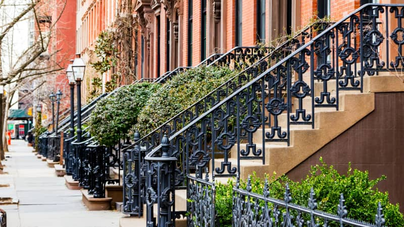 Greenwich Village is European in feel, and home to some of the quaintest shops in the city, says stylist William Graper.