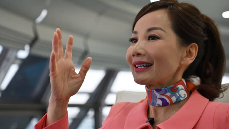 """Ctrip CEO Jane Sun says Chinese travelers want to """"feel at home"""" while on the road."""