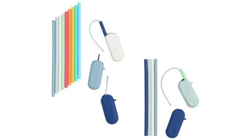 Give reusable straws to your environmentally conscious friends.