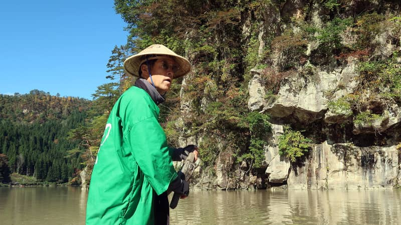 Ken Hoshi, a prominent photographer of the area, has singlehandedly pioneered grassroots tourism in the area.