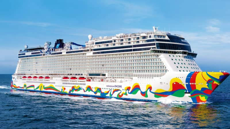 Norwegian Cruise Line replaced has single-use plastics on all ships with paper cartons.