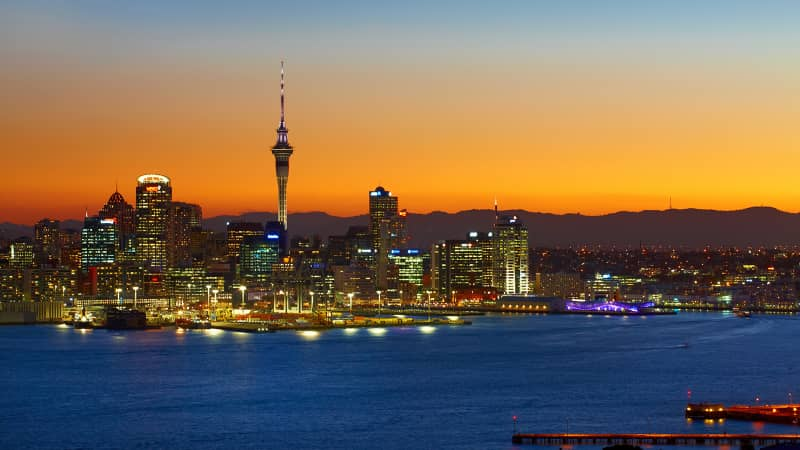 Auckland: New Zealand's biggest  and most culturally diverse city.
