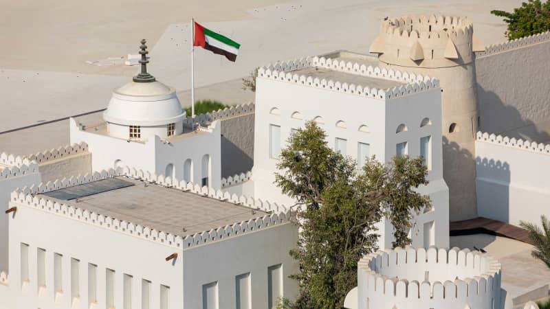 Qasr Al Hosn was reopened last year after being closed to the public for years.