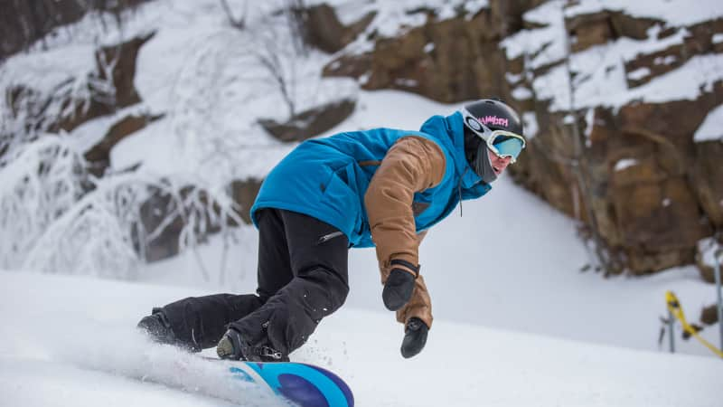 Mountain Creek is the New York City metro area's closest snow resort, located just 47 miles from George Washington Bridge.