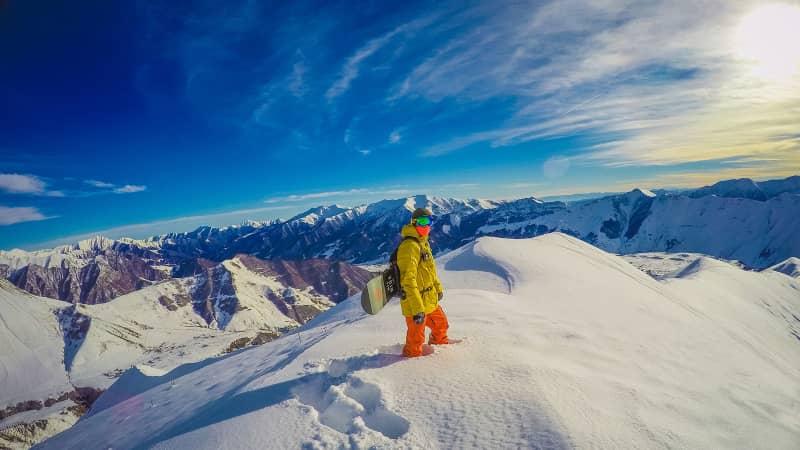 Georgia skiing resorts - Gudauri