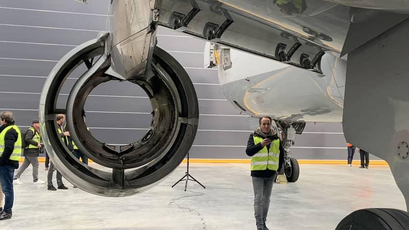 AeroCircular's upcycling planes