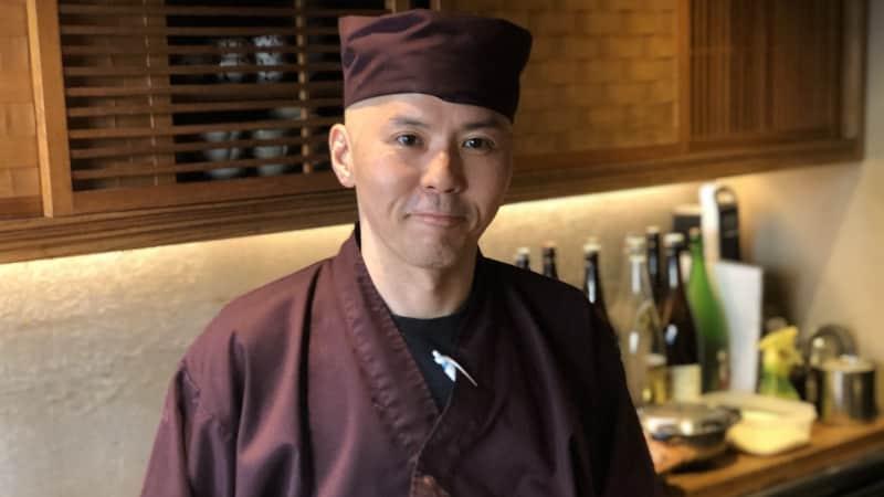 Tokyo sushi chef Hideki Sugiura says business is down around 50% due to the coronavirus outbreak.