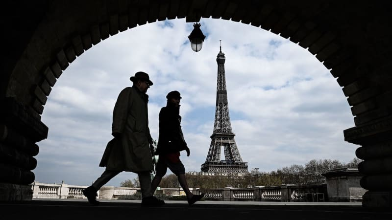 France is the world's most visited country, but the coronvirus crisis has cripped tourism here.