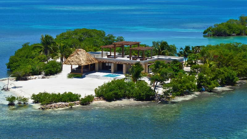 07 Gladden Private Island