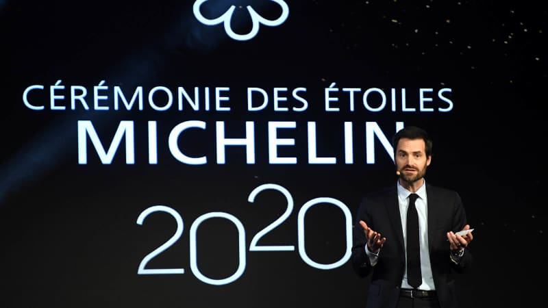 Gwendal Poullennec says Michelin is a vital spotlight on the dining scene at a time of crisis.