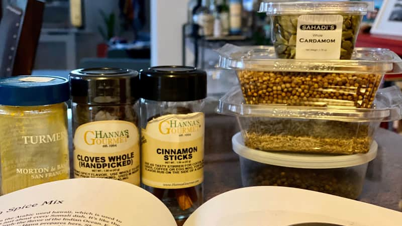 Xawaash, a Yemeni spice blend, is an ingredient in the Somali dish Beef Suqaar, and it's worth making for the heady scent of cinnamon, cumin, coriander, cloves and cardamom that fills the kitchen.