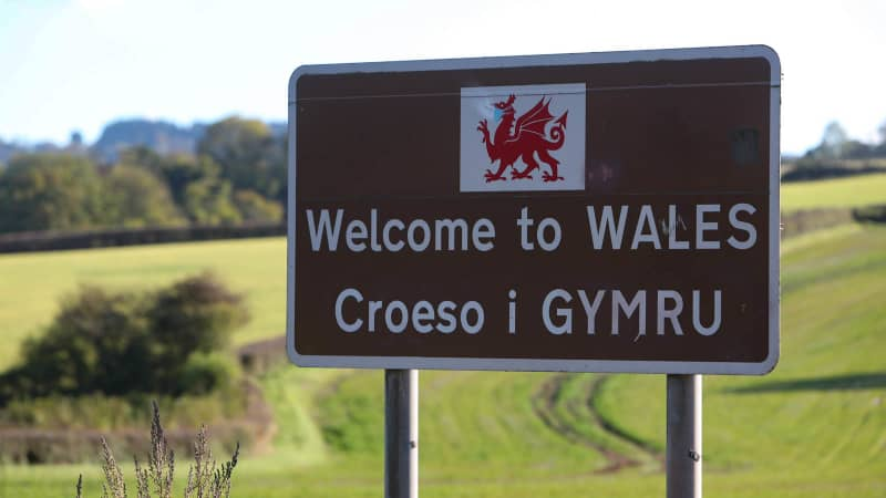 Many parts of Wales are still welcoming visitors.