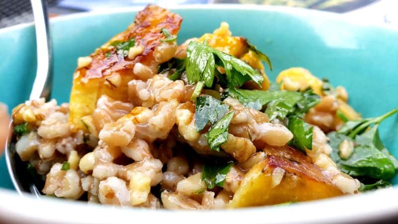 "Vegetables are the star in ""Vegetable Kingdom: The Abundant World of Vegan Recipes"""