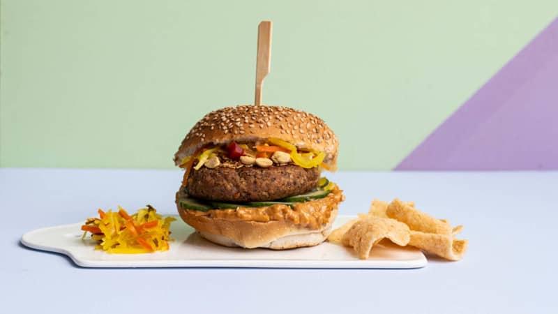 sate burger