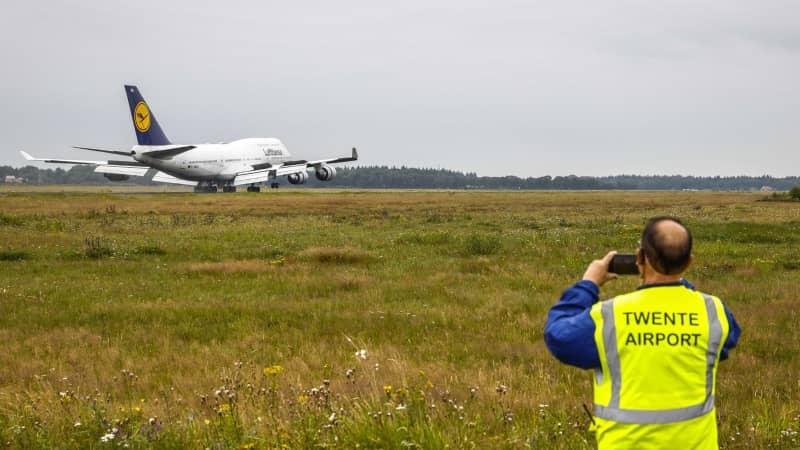 Lufthansa Twente Airport (2)